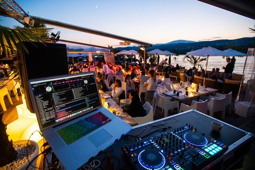 Party im SOL Beachclub Velden