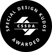 CSSDA Special Design Kudos Awarded